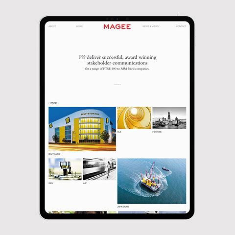 magee ipad vertical